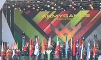 越南参加2018年俄罗斯国际军事比赛