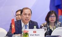 东盟与中日韩和与东亚峰会高官会:争取伙伴方对东盟各项目标的支持