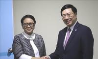越南与印度尼西亚力争到2020年将双边贸易额提升至100亿美元