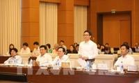 越南国会常务委员会向《种植法(草案)》提供意见