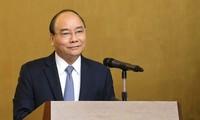 阮春福:政府承诺为参与科技项目尤其是新倡议的科学家创造一切条件