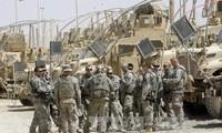 美军称必要时将继续留在伊拉克