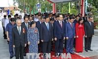 越南前国家主席孙德胜诞辰130周年纪念会举行