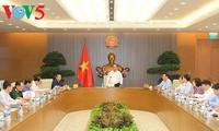 越南政府常务委员会就2018世界经济论坛东盟峰会筹备工作举行会议