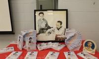 第三本关于胡志明主席的书在加拿大亮相