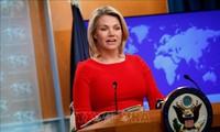美国强调朝鲜半岛不实现无核化就不会结束战争状态