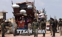 叙利亚将在伊德利卜省部署军队