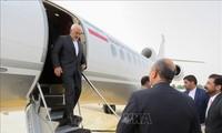 伊朗外长扎里夫访问巴基斯坦