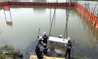 广宁省应用日本技术处理环境污染