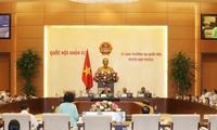 越南第14届国会常委会第27次会议讨论关于减贫目标的76号决议实施情况