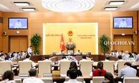 越南国会常委会第27次会议闭幕