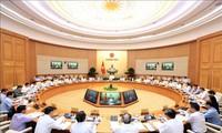 越南政府9月份工作例会:GDP增幅创2011年以来新高