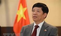 阮国强大使:日本高度评价越南在湄公河流域国家与日本合作中的作用