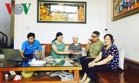 老年人——维护和发扬家庭传统的基础