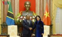坦桑尼亚是越南在非洲的优先伙伴之一