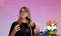 有关为了妇女的平等、健康和机会的研讨会在胡市举行