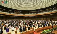 越南14届国会6次会议开幕