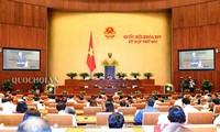 越南14届国会6次会议讨论经济社会发展计划