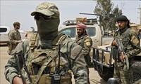 IS重占叙利亚东部所有地区