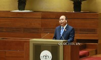 阮春福总理:越南坚定实施稳定宏观经济目标