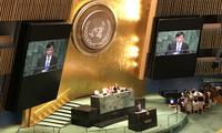 越南常驻联合国代表强调美国对古巴禁运政策是倒退