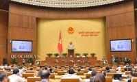 越南国会通过2016至2020年阶段中期公共投资计划调整决议