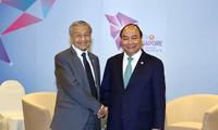 越南和马来西亚力争2020年两国贸易额达150亿美元