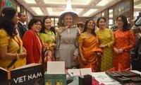 越南参加埃及亚洲饮食文化节