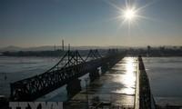 韩国提出与朝鲜和中国建设三国铁路货运项目