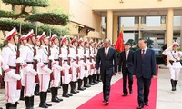 越南和新加坡加强打击犯罪