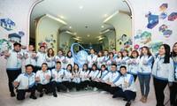 越南大学生协会第十次全国代表大会全体会议隆重举行