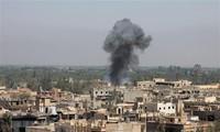 """叙利亚境内""""伊斯兰国""""组织的末日即将到来"""