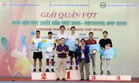 2018 Vietravel杯越南优秀网球选手比赛闭幕