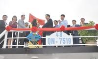广宁省:34艘游船获颁蓝帆证书和标识