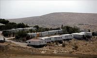 """巴勒斯坦谴责以色列破坏""""两国方案"""""""
