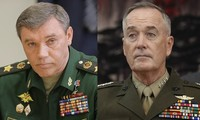 俄美军队领导人就叙利亚局势通电话