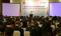 越南和日本环保技术与基础设施研讨会举行