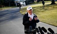 美国总统特朗普高度评价中美贸易谈判