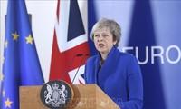 英国首相特蕾莎·梅:若脱欧协议不能通过,英国将面对悲剧