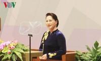 出席亚太议会论坛第27届年会提高越南的地位