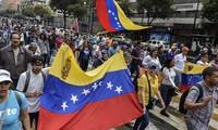 委内瑞拉政局紧张
