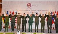 东盟陆军总司令会议重视可持续安全