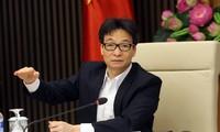 越南政府副总理武德担:建设越南人文化形象
