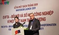 越南欧洲商会发表第十一份白皮书