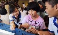 携手帮助自闭症儿童融入社会