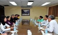 胡志明市与古巴开发合作潜力