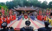 雄王祭祀信仰凝聚越南民族