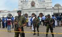 斯里兰卡发生爆炸袭击事件