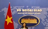 越南希望美古保持对话,为分歧寻找解决措施
