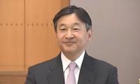越南党和国家领导人致电祝贺日本皇太子德仁即位成为新天皇